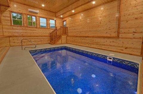Luxury 6 Bedroom Cabin with Private Pool - 1 Amazing Lodge