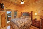 Cabin with King Sized Bed