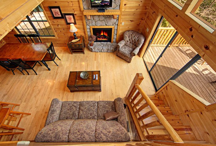 Cozy Fireplace in the Living Area - 1 In A Million