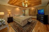 Spacious Master Suites Main Floor Bedroom