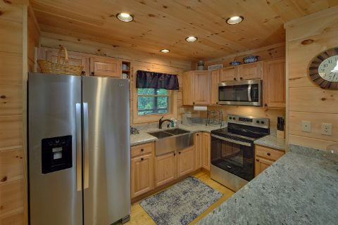 5 Bedroom Cabin with Fully Equipped Kitchen - 3 Little Bears