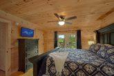 Luxury 5 Bedroom Cabin with King Bed Sleeps 12