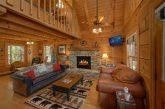 Smoky Mountain Cabin with Open space