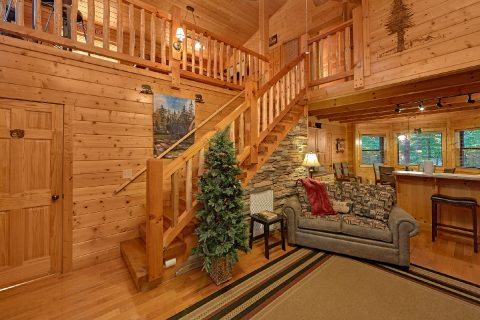3 Bedroom Cabins with Spacious Living Room - 4 Paws