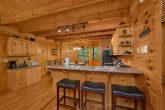 3 Bedroom Cabin with Extra Seating in Kitchen