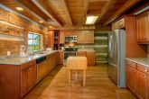 Cabin with Spacious and Modern Kitchen