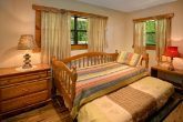 3 Bedroom Cabin with 2 Twin beds