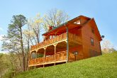 Smoky Mountain Theater Cabin in Pigeon Forge
