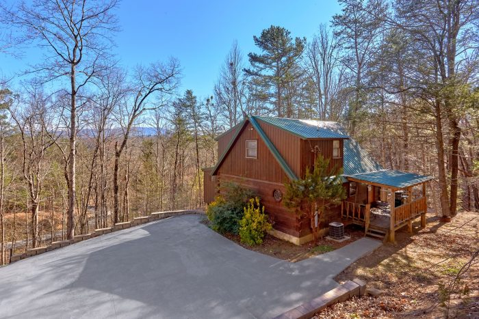 A Bear Adventure Cabin Rental Photo