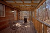 Cozy cabin with gas grill and covered porch