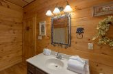 Luxurious 2 Bedroom Gatlinburg Cabin