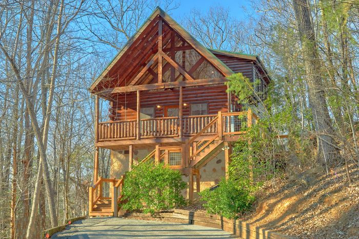 A Bear Encounter Cabin Rental Photo