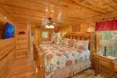 2 bedroom cabin with private master suite