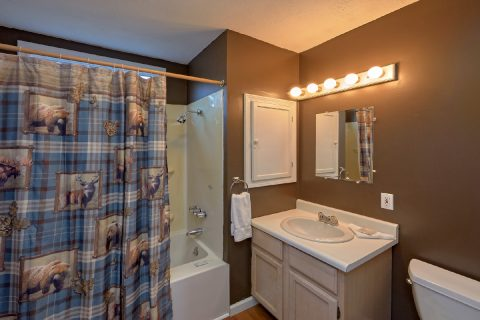 Master Bathroom - A Bears End