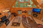 Luxury 2 Bedroom Cabin with Dining Area Sleeps 8