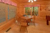 Premium 2 Bedroom Cabin with Card Table