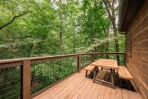 Luxury 2 Bedroom Cabin with Wooded View