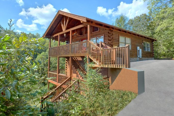 2 Bedroom Cabin with Mountain View - A Beary Happy Place