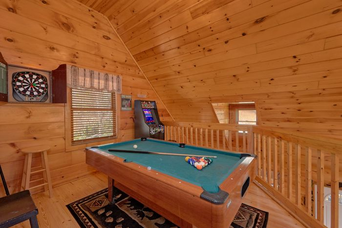 Honeymoon Cabin In Sky Harbor Resort Near Pigeon Forge