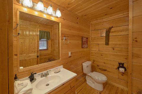Main Floor Bath Room - A Bliss