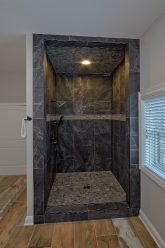 Luxurious shower in Private master Bath