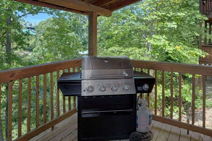 2 Bedroom Cabin with a Gas Grill - A Cozy Cabin