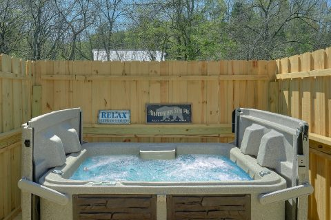 Privater Hot Tub 2 Bedroom Vacation Home - A Cozy Cottage