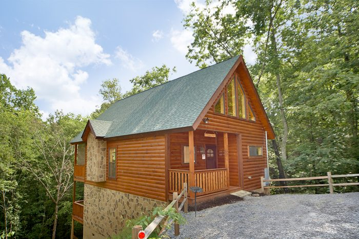 A Friendly Forest Cabin Rental Photo
