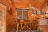 3 Bedroom Cabin with Spacious Dining Room