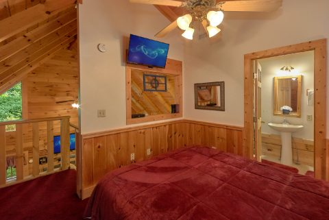 2 Bedroom Cabin with 2 Full Bathrooms - A Happy Haven