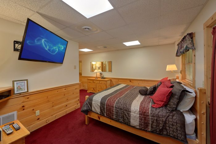 2 Bedroom Cabin with Flat-Screen TVs - A Happy Haven