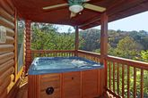Cozy Hot Tub with Great Views of the Smokies