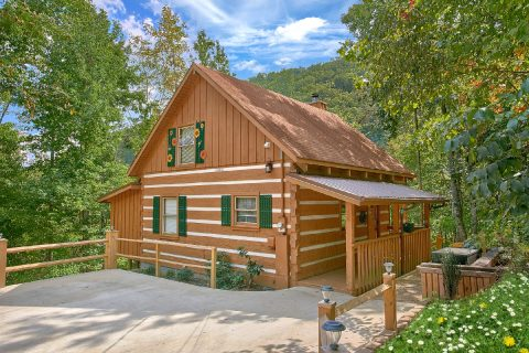 Cozy 2 Bedroom Cabin in Wears Valley - A Hummingbird Hideaway