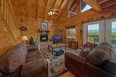 3 Bedroom cabin with Fireplace and Mountain View