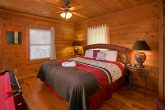 Pigeon Forge cabin with 2 king beds