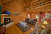 2 Bedroom 2 Bath Cabin Open Floor Plan