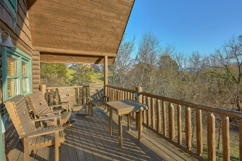 Romantic 1 Bedroom Cabin with a View - A Moonlight Ridge
