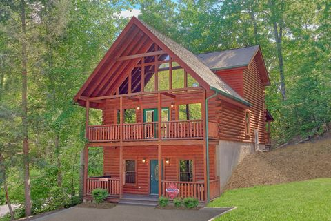 Featured Property Photo - A Mountain Lodge
