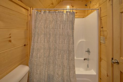 Pigeon Forge cabin with 4 king beds and 5 baths - A Mountain Palace