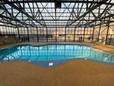 Luxury Cabin in Hidden Springs Resort with Pool