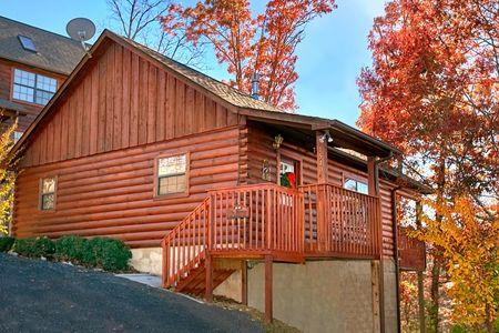 Eastern Retreat: 1 Bedroom Gatlinburg Cabin Rental