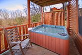 Smoky Mountain Cabin with Hot Tub