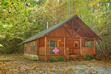 River Rush: 1 Bedroom Sevierville Cabin Rental