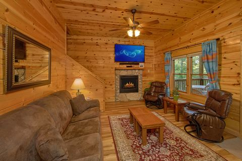 Luxury Cabin with TV and Surround sound - A Perfect Stay