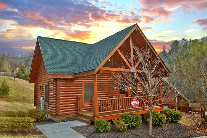 A Rocky Top Memory Cabin Rental Photo
