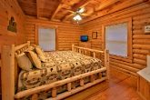 Pigeon Forge 2 Bedroom Cabin with 2 king beds