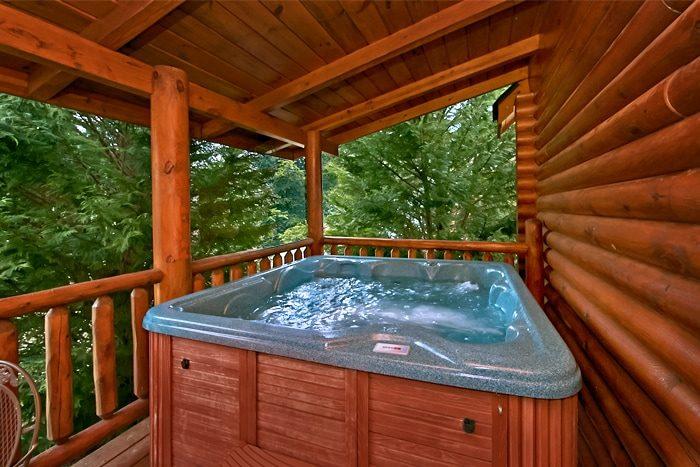 Smoky Mountain Ridge Resort Wears Valley Cabin Rental