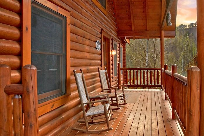 Smoky Mountain Ridge Resort Wears Valley Cabin Rental