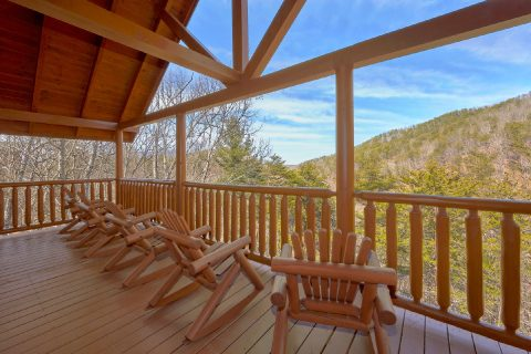 4 Bedroom Black Bear Ridge Resort - A Rocky Top Ridge