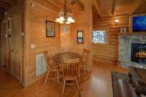 Rustic Cabin with Dining for 4